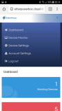 EtherpowerBox Plus_Mobile Web Interface 2