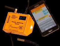 GSM-SMS-5 alert